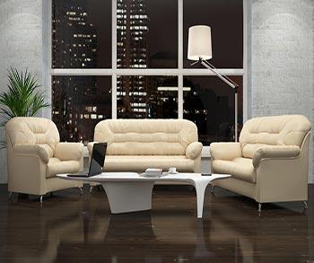 Как и где выбрать качественный офисный диван?