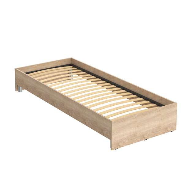 Кровать без изголовья KBW-208 (2040*840*300)