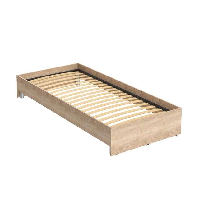 Кровать без изголовья KBW-209 (2040*940*300)
