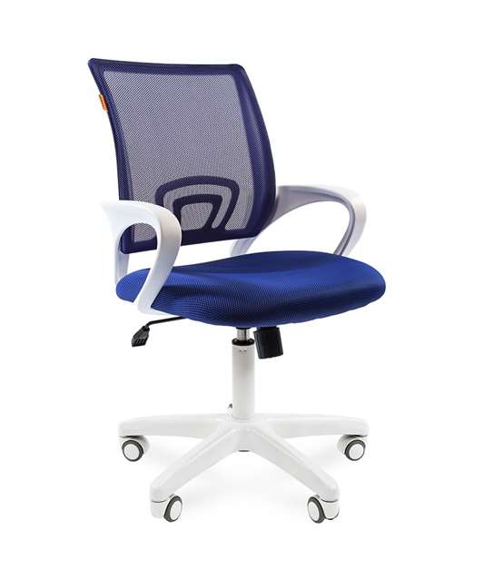 Компьютерное кресло Chairman 696 WHITE