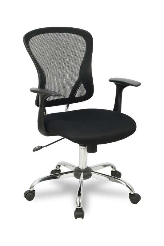 Компьютерное кресло College H-8369F/Black