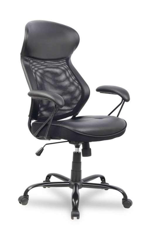 Компьютерное кресло College HLC-0370/Black