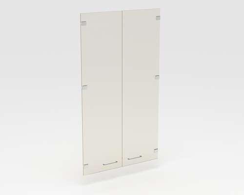 Двери стеклянные Р-021 (760*4*1354)