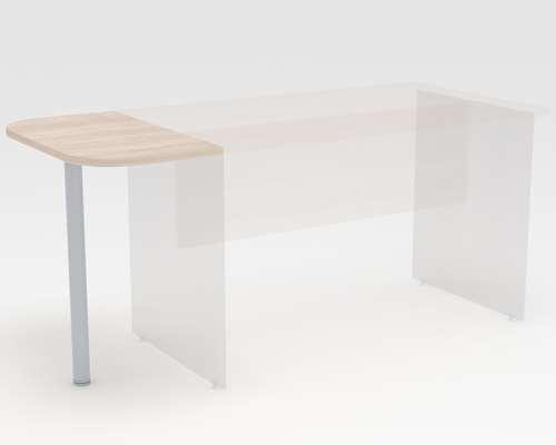 Приставка к столу С-83 (700*400*22)